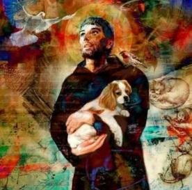 5 de Julho – Francisco de Assis e os animais.