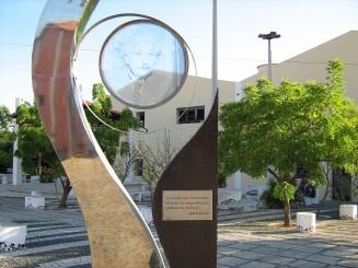 5 de Julho – Monumento em Homenagem a Albert Einstein na UVA — Sobral (CE) — 244 Anos em 2017.
