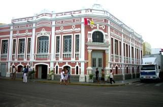 5 de Julho – Vista do Palácio de Ciências e Línguas Estrangeiras — Sobral (CE) — 244 Anos em 2017.
