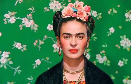 6 de Julho – 1907 – Frida Kahlo, pintora mexicana (m. 1954).