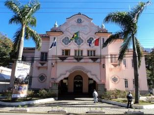 6 de Julho – Palácio Teresa Cristina, sede da Prefeitura Municipal — Teresópolis (RJ) — 126 Anos em 2017.