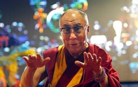 6 de Julho – Tenzin Gyatso, Dalai Lama e líder religioso do Budismo.