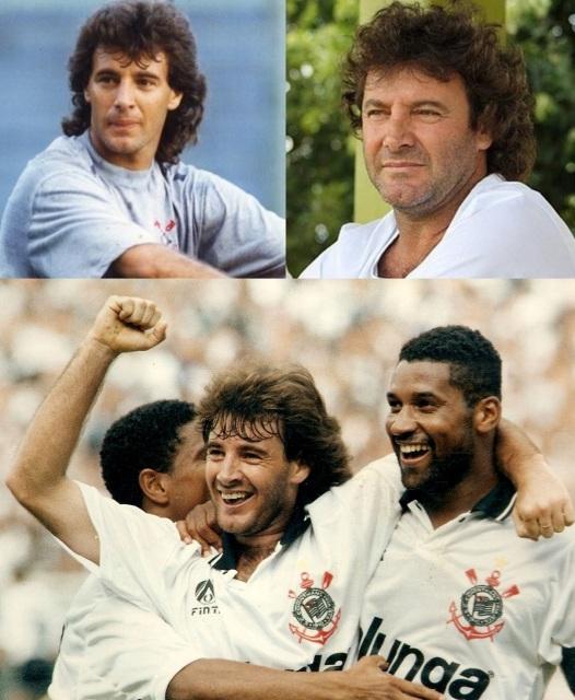 7 de Julho – 1968 — Tupãzinho, ex-futebolista brasileiro.