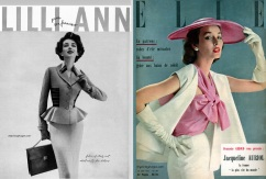 7 de Julho – Dorian Leigh, considerada por alguns como a primeira supermodelo do mundo.
