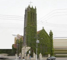 7 de Julho – Igreja do Redentor, anglicana do Rio Grande do Sul — Pelotas (RS) — 205 Anos em 2017.