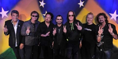 7 de Julho – Ringo Starr All Starr Band.
