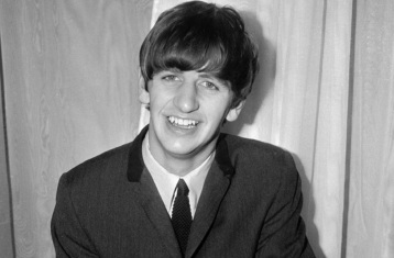 7 de Julho – Ringo Starr, jovem - The Beatles.