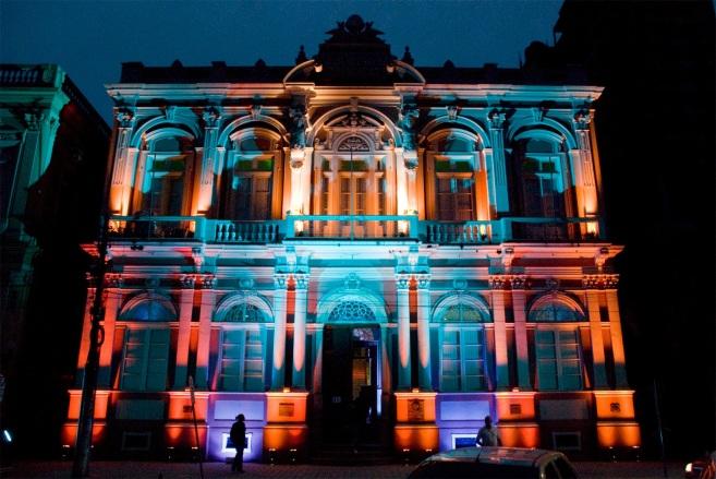 7 de Julho – Sede da Biblioteca Pública — Pelotas (RS) — 205 Anos em 2017.