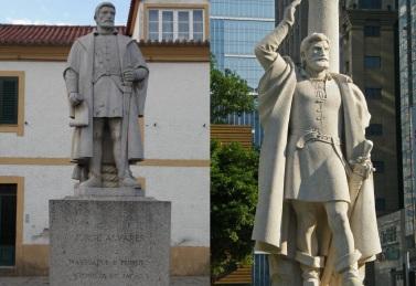 8 de Julho – 1521 — Jorge Álvares, explorador português, o primeiro europeu a aportar na China por via marítima.