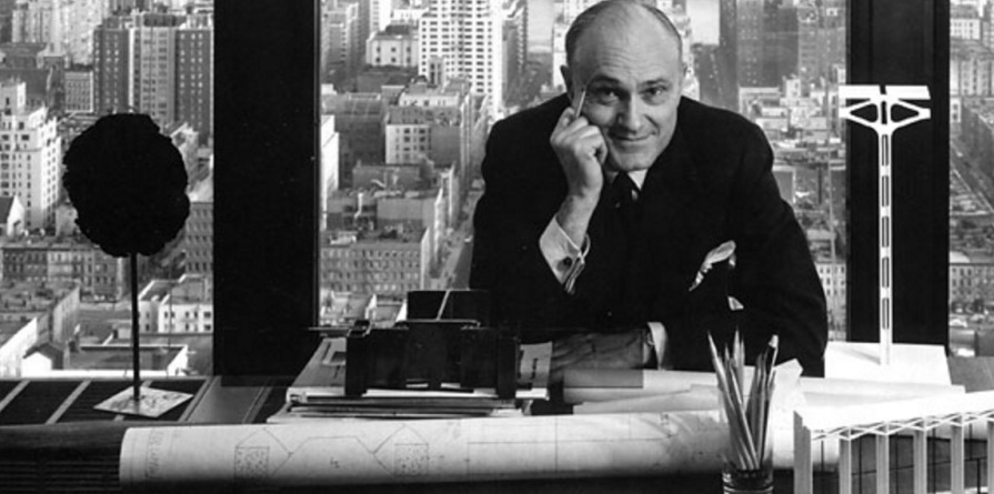 8 de Julho – 1906 - Philip Johnson, arquiteto norte-americano (m. 2005).