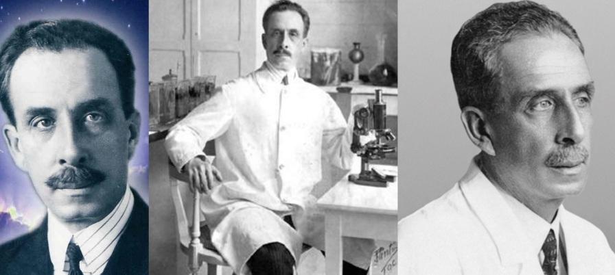 9 de Julho – 1879 – Carlos Chagas, médico e cientista brasileiro (m. 1934).