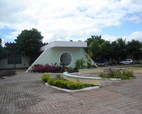 9 de Julho – Foto do Bloco I da UFRR, no Campus do Paricarana - UFRR — Boa Vista (RR) — 127 Anos em 2017.