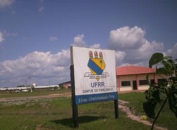 9 de Julho – Placa do Campus do Paricarana - UFRR — Boa Vista (RR) — 127 Anos em 2017.