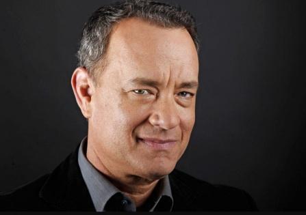 9 de Julho – Tom Hanks, ator, produtor, roteirista e diretor estadunidense.