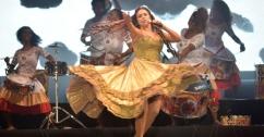 Daniela Mercury e Olodum - Axé, pop, samba-reggae, pop latino