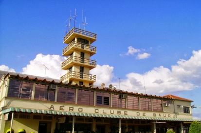 1 de Agosto – Aeroclube da cidade — Bauru (SP) — 121 Anos em 2017.