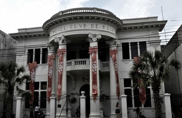 1 de Agosto – Automóvel Clube de Bauru, a sede da Orquestra Sinfônica da cidade — Bauru (SP) — 121 Anos em 2017.
