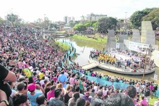 1 de Agosto – Parque Vitória-Régia — Bauru (SP) — 121 Anos em 2017.