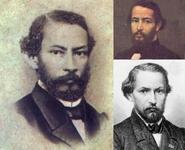 10 de Agosto – 1823 – Gonçalves Dias, escritor e poeta brasileiro (m. 1864).