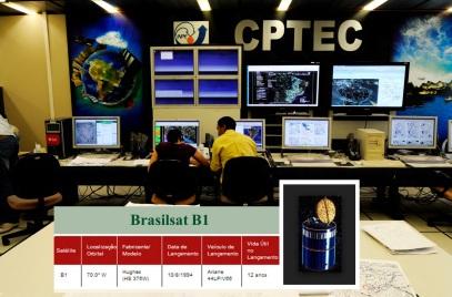 10 de Agosto – 1994 – É lançado o satélite brasileiro BrasilSat B1.