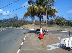 10 de Agosto – A BR-363 na Vila do Trinta — Fernando de Noronha (PE) — 514 Anos em 2017.