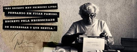 10 de Agosto – Jorge Amado- 1912 – 105Anos em 2017 - Acontecimentos do Dia - Foto 13 - Citação - Fundação Casa de Jorge Amado.