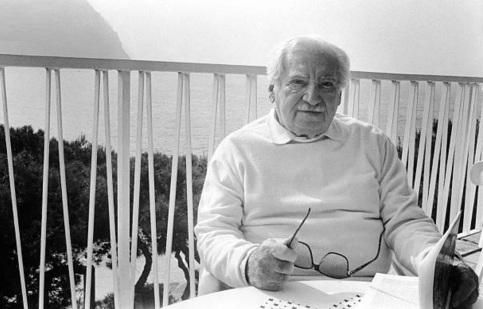 10 de Agosto – Jorge Amado- 1912 – 105Anos em 2017 - Acontecimentos do Dia - Foto 16.