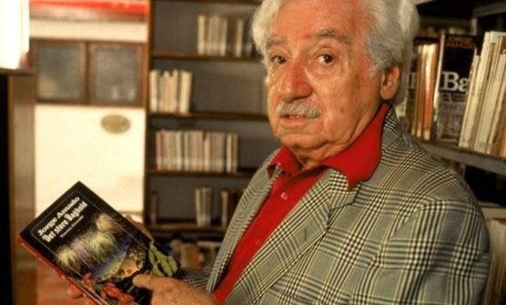 10 de Agosto – Jorge Amado- 1912 – 105Anos em 2017 - Acontecimentos do Dia - Foto 4.