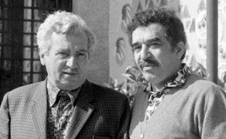 10 de Agosto – Jorge Amado- 1912 – 105Anos em 2017 - Acontecimentos do Dia - Foto 8 - Com Gabriel García Márquez.
