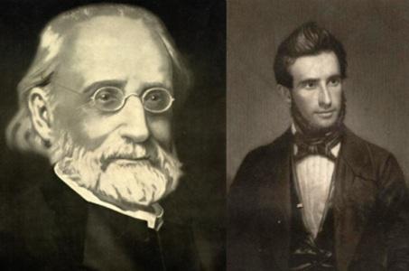 11 de Agosto – 1826 — Andrew Jackson Davis, médium estadunidense (m. 1910).