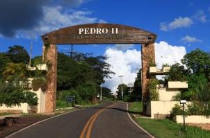 11 de Agosto – Entrada da cidade - Pórtico — Pedro II (PI) — 163 Anos em 2017.