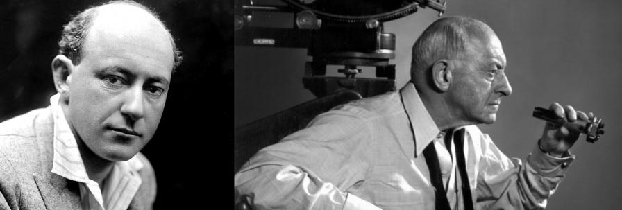 12 de Agosto – 1881 — Cecil B. DeMille, cineasta estadunidense (m. 1959).