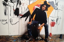 12 de Agosto – 1988 — Jean-Michel Basquiat, artista e pintor estadunidense (n. 1960).