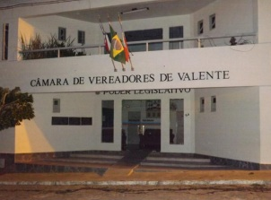 12 de Agosto – Câmara Municipal — Valente (BA) — 59 Anos em 2017.