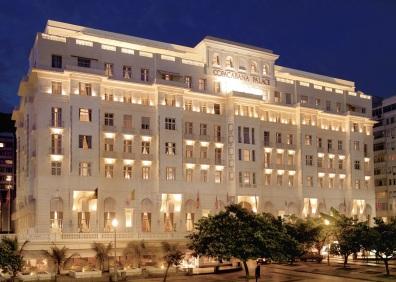 13 de Agosto – 1923 – Inauguração do hotel Copacabana Palace, no Rio de Janeiro.