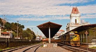 14 de Agosto – Antiga Estação Ferroviária — Barbacena (MG) — 226 Anos em 2017.