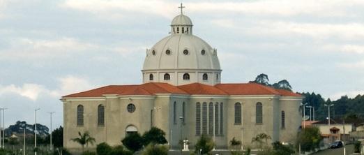 14 de Agosto – Basílica de São José Operário — Barbacena (MG) — 226 Anos em 2017.