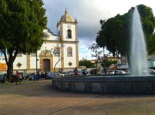 14 de Agosto – Praça do Santuário de Nossa Senhora da Piedade — Barbacena (MG) — 226 Anos em 2017.