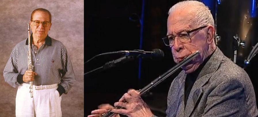 15 de Agosto – 2012 — Altamiro Carrilho, músico brasileiro (n. 1924).