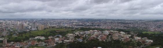 15 de Agosto – Panorama da cidade — Sorocaba (SP) — 363 Anos em 2017.