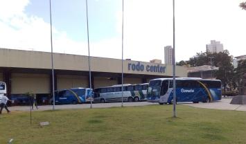 15 de Agosto – Rodocenter, o principal terminal rodoviário da cidade — Sorocaba (SP) — 363 Anos em 2017.