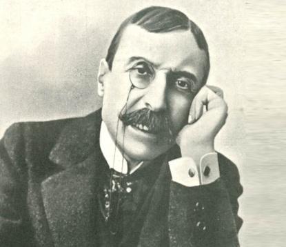 16 de Agosto – 1900 – Eça de Queirós, escritor português (n. 1845).