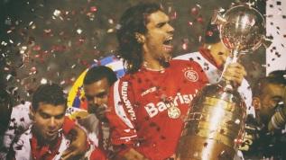 16 de Agosto – 2006 – Sport Club Internacional vence a Copa Libertadores da América pela primeira vez.