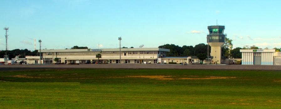 16 de Agosto – Aeroporto — Teresina (PI) — 165 Anos em 2017.