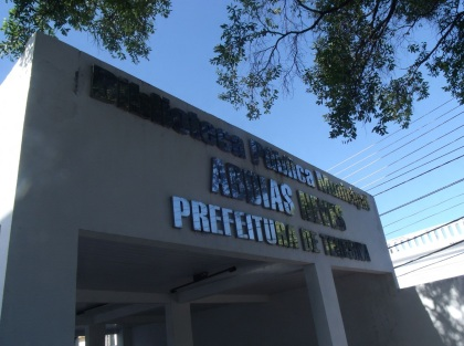 16 de Agosto – Biblioteca Municipal Abdias Neves — Teresina (PI) — 165 Anos em 2017.