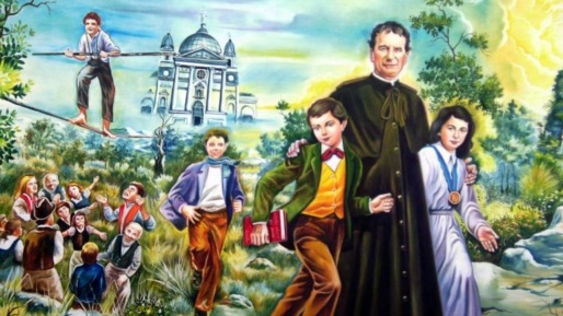 16 de Agosto – Dom Bosco - 1815 – 202 Anos em 2017 - Acontecimentos do Dia - Foto 17.