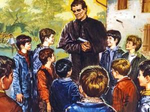 16 de Agosto – Dom Bosco - 1815 – 202 Anos em 2017 - Acontecimentos do Dia - Foto 21.