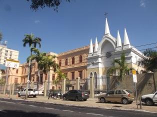 16 de Agosto – Palácio do Colégio Sagrado Coração de Jesus — Teresina (PI) — 165 Anos em 2017.
