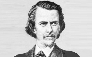 17 de Agosto – 1841 – Fagundes Varela, poeta brasileiro e patrono da Academia Brasileira de Letras (m. 1875)