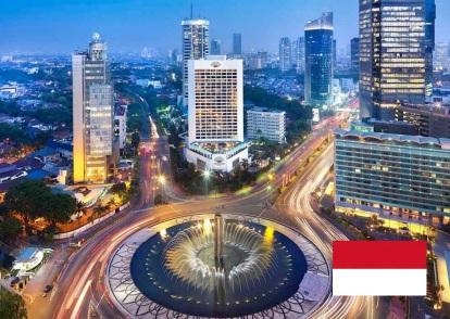 17 de Agosto – 1945 – Independência da Indonésia. Foto de Jacarta, capital da Indonésia.